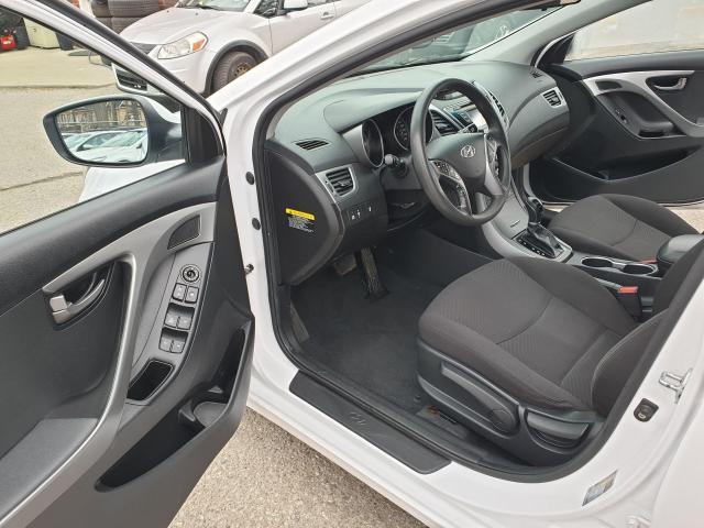 2016 Hyundai Elantra Sport Appearance Photo9