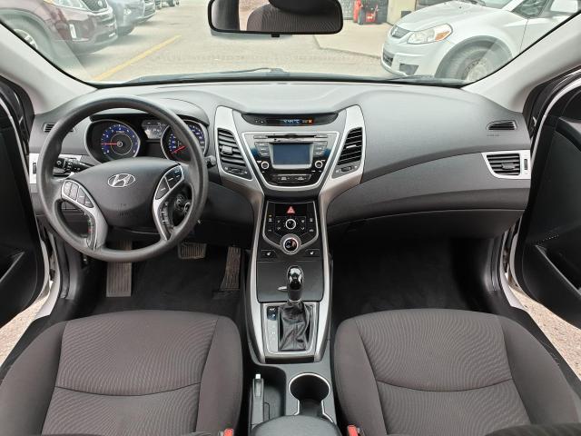 2016 Hyundai Elantra Sport Appearance Photo10