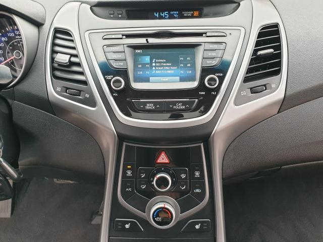2016 Hyundai Elantra Sport Appearance Photo11