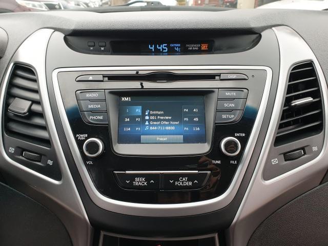 2016 Hyundai Elantra Sport Appearance Photo13