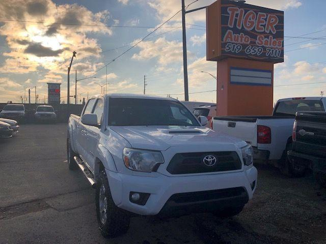 2013 Toyota Tacoma TRD SPORT 4X4*CREW CAB*ONLY 138KM*CAM*CERTIFIED.