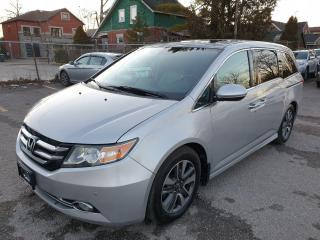 Used 2014 Honda Odyssey Touring for sale in Brampton, ON