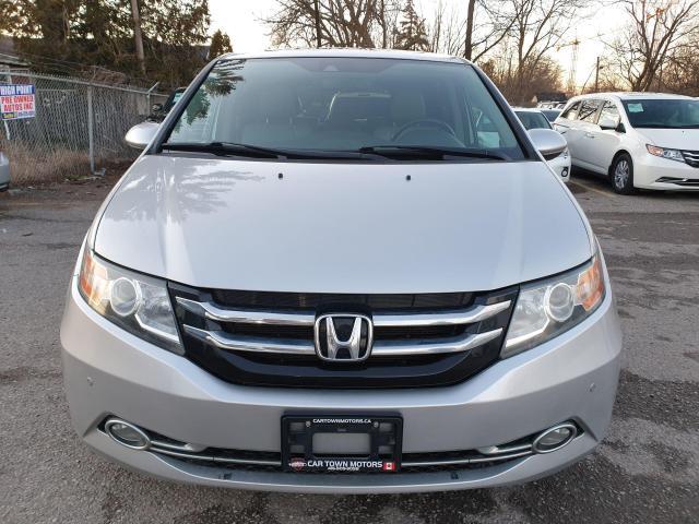 2014 Honda Odyssey Touring Photo2