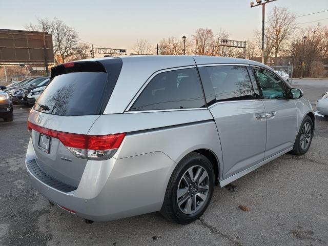 2014 Honda Odyssey Touring Photo4