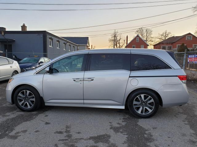 2014 Honda Odyssey Touring Photo7