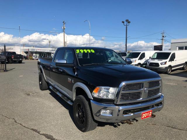 2012 RAM 3500 Laramie 6.7L CUMMINS DIESEL 6 SPD AUTO