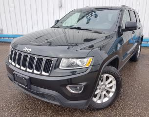 Used 2015 Jeep Grand Cherokee LAREDO 4x4 for sale in Kitchener, ON