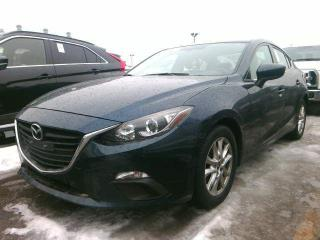 Used 2016 Mazda MAZDA3 AUTO-GS-SKYACTIV-CAMERA-HEATED-BLUETOOTH for sale in Scarborough, ON