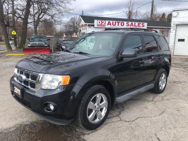 2011 Ford Escape XLT/4WD/Automatic/Accident Free/Bluetooth