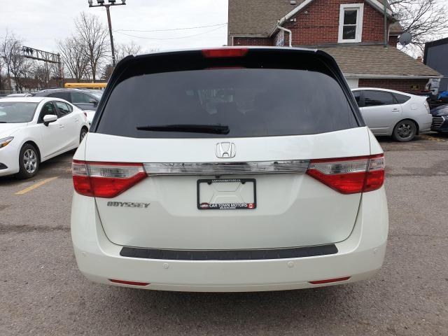 2012 Honda Odyssey EX-L Photo6