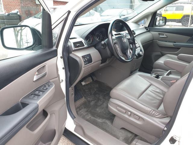 2012 Honda Odyssey EX-L Photo10