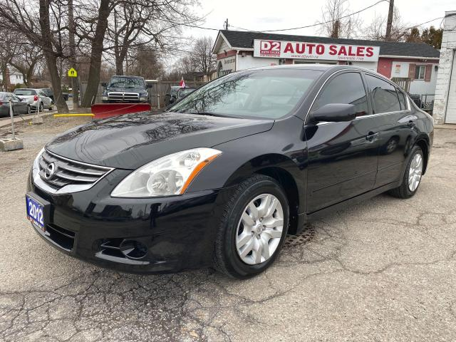 2012 Nissan Altima 2.5 S/Automatic/Gas Saver/COmes Certified