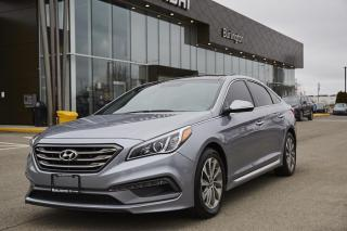 Used 2016 Hyundai SONATA SPORT TECH * NAVIGATION * PANORAMIC ROOF * BACKUP CAM * SONATA SPORT TECH | LOW KMS | ONE OWNER | for sale in Burlington, ON