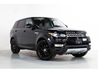 Used 2016 Land Rover Range Rover Sport HSE   GAS   WARRANTY   PANO   20 INCH WHEELS for sale in Vaughan, ON