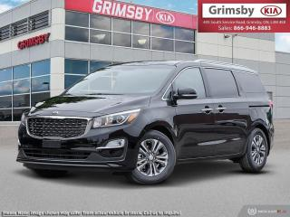 New 2020 Kia Sedona SX|Sunroof|UVO|Apple CarPlay|Power Doors|BackupCAM for sale in Grimsby, ON