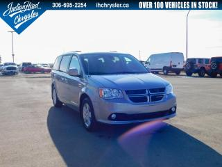 New 2020 Dodge Grand Caravan Crew Plus | Nav | Leather | DVD for sale in Indian Head, SK