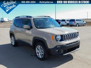 Used 2016 Jeep Renegade North 4x4   Nav   Remote Start for sale in Indian Head, SK