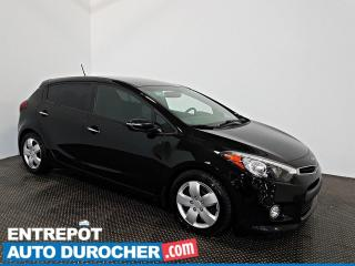 Used 2016 Kia Forte5 SX-Turbo AIR CLIMATISÉ - Sièges Chauffants - for sale in Laval, QC