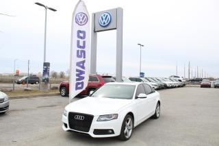 Used 2012 Audi A4 2.0T Premium Plus Quattro for sale in Whitby, ON