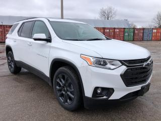 New 2020 Chevrolet Traverse for sale in Waterloo, ON