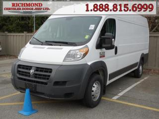 Used 2017 RAM 3500 ProMaster High Roof for sale in Richmond, BC