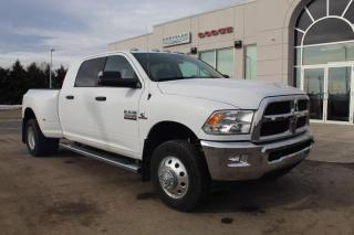 Used 2017 RAM 3500 SLT   LOCALLY OWNED   DIESEL   for sale in Virden, MB