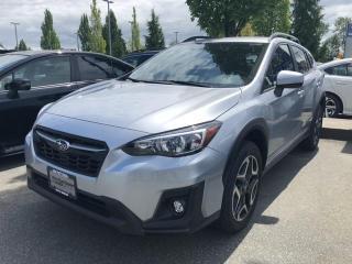 New 2020 Subaru XV Crosstrek Touring for sale in Port Coquitlam, BC