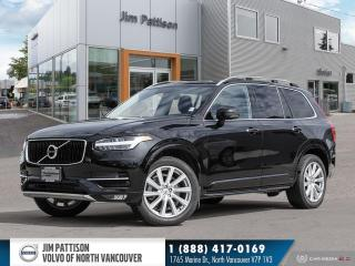 Used 2019 Volvo XC90 T5 - EXECUTIVE DEMO - HUGE SAVINGS - 2.9% OAC for sale in North Vancouver, BC
