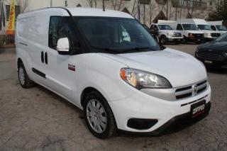 Used 2015 RAM ProMaster City SLT Back CAMERA Bluetooth Sheving for sale in Mississauga, ON