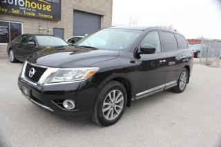 Used 2015 Nissan Pathfinder 4WD,NAVI,360' CAMERA,PANAROOF for sale in Newmarket, ON
