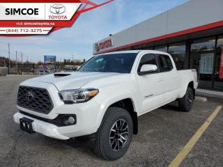 New 2020 Toyota Tacoma TRD Sport  - $277 B/W for sale in Simcoe, ON