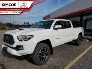 New 2020 Toyota Tacoma TRD Sport  - $274 B/W for sale in Simcoe, ON