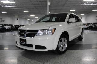 Used 2018 Dodge Journey NO ACCIDENTS I PUSH START I KEYLESS ENTRY I POWER OPTIONS for sale in Mississauga, ON