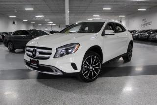 Used 2016 Mercedes-Benz GLA GLA250 4MATIC I NO ACCIDENTS I NAVIGATION I LEATHER I H.SEAT for sale in Mississauga, ON