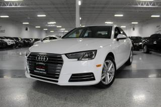 Used 2017 Audi A4 QUATTRO I LEATHER I SUNROOF I HEATED SEATS I PUSH START for sale in Mississauga, ON