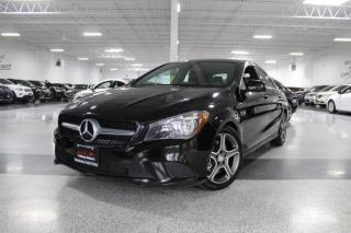 Used 2016 Mercedes-Benz CLA-Class CLA250 4MATIC I NAVIGATION I LEATHER I HEATED SEATS I BT for sale in Mississauga, ON