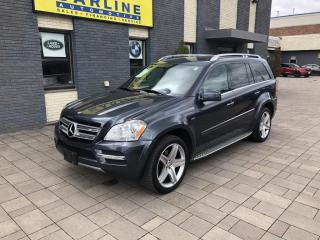 Used 2011 Mercedes-Benz GL-Class 4MATIC 4dr 3.0L BlueTEC for sale in Nobleton, ON
