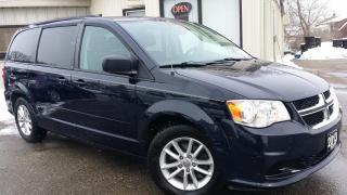 Used 2013 Dodge Grand Caravan SE - NAVIGATION! BACK-UP CAM! REMOTE START! for sale in Kitchener, ON