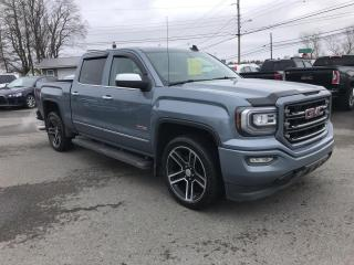 Used 2016 GMC Sierra 1500 SLE Crew Cab Long Box 4WD for sale in Truro, NS
