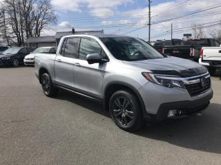 Used 2017 Honda Ridgeline Sport AWD for sale in Truro, NS