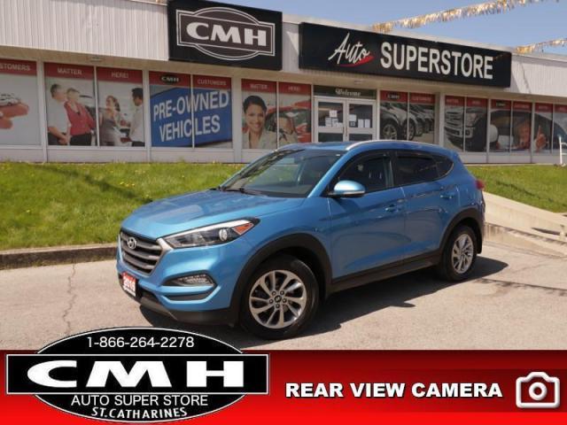 2016 Hyundai Tucson Premium  AWD CAM BS 4X-HS BT ALLOYS