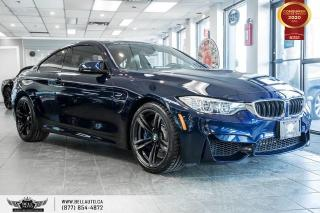 Used 2016 BMW M4 CARBON TRIM, NAVI, 360 CAM, HEADS UP, SENSORS, H/K SOUND for sale in Toronto, ON