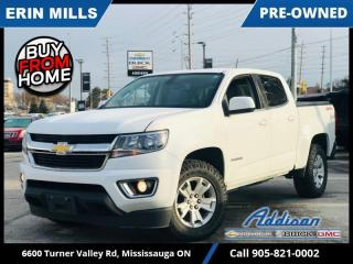 Used 2016 Chevrolet Colorado LT  REMOTE STRT|REAR CAM|SLIDING WINDOW| for sale in Mississauga, ON