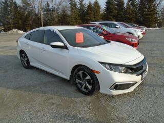 Used 2019 Honda Civic LX for sale in Beaverton, ON
