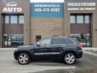 Used 2011 Jeep Grand Cherokee VENDU for sale in St-Eustache, QC