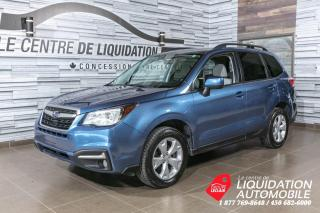 Used 2017 Subaru Forester CONVENIENCE+MAGS+CAM DE RECUL+SIEGES CAHUFFANTS for sale in Laval, QC
