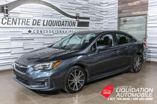 Used 2017 Subaru Impreza SPORT+TOIT/ OUV+MAGS+CAM/REC+BLEUTOOTH for sale in Laval, QC