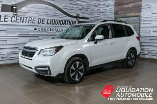 Used 2017 Subaru Forester TOURING+TOIT PANO+MAGS+CAM/RECUL+BLUETOOTH for sale in Laval, QC