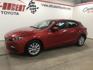 Used 2015 Mazda MAZDA3 4DR HB SPORT AUTO GS for sale in St-Hubert, QC