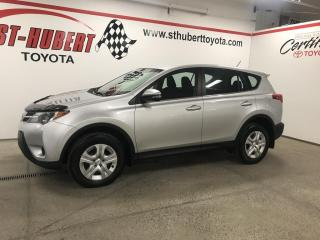 Used 2015 Toyota RAV4 AWD 4dr LE for sale in St-Hubert, QC